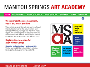 manitou springs art academy