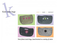 kate knits bags